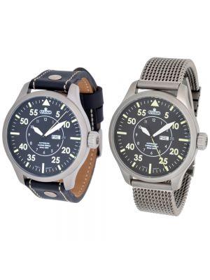 Aristo Herren Automatik Armbanduhr Day-Date Limited Edition