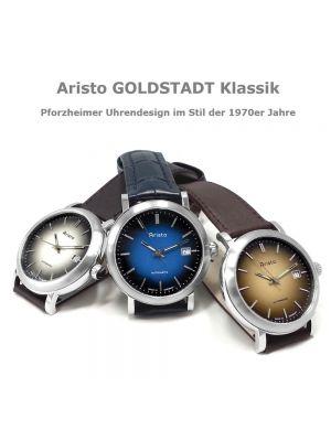 ARISTO Unisex Automatik Armbanduhr