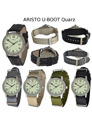 ARISTO U-Boot Quarz