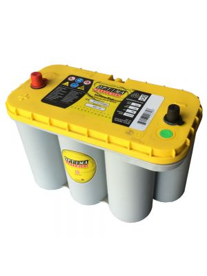 OPTIMA Yellow YTS 5.5 AGM SPIRACELL Batterie