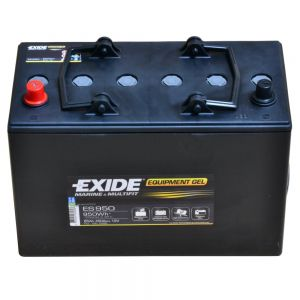 EXIDE Equipment GEL Batterie Marine